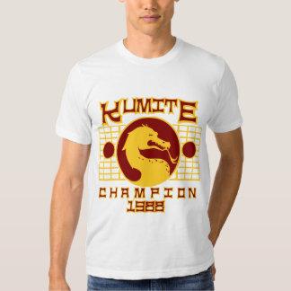 Kumite Champion (1988) Shirts
