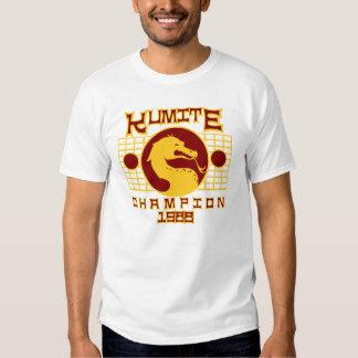 Kumite Champion (1988) T Shirts