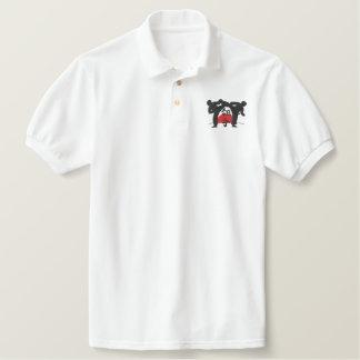 Kumite Embroidered Polo Shirt