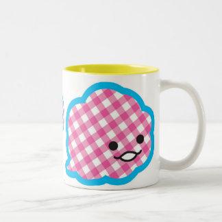 kumo3 Two-Tone coffee mug