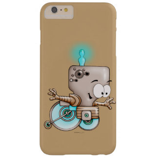 KUMO ROBOT CARTOON Case-Mate Barely There iPhone Barely There iPhone 6 Plus Case