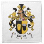 Kumpf Family Crest Napkin
