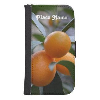Kumquats de Nepal Billetera Para Galaxy S4