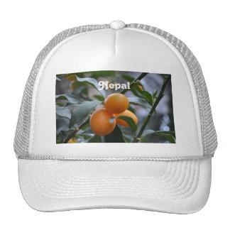 Kumquats de Nepal Gorro De Camionero