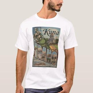 Kuna, IdahoLarge Letter ScenesKuna, ID T-Shirt