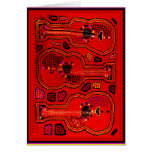 Kuna Indian Guitars