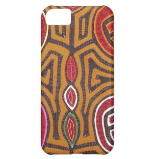 Kuna Mola- Pomegranate iPhone 5C Cases