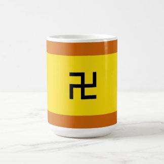 Kuna Yala ethnic flag panama Coffee Mugs