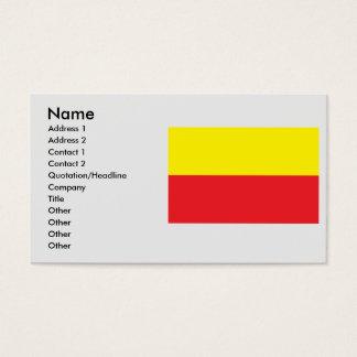 Kunda, Estonia Business Card