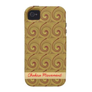 Kundalini Awakening Chakra Movement Vibe iPhone 4 Cover