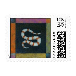 Kundalini Awakening Stamp