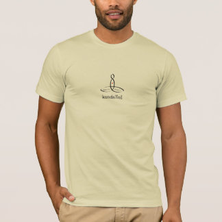 Kundalini - Black Fancy style T-Shirt