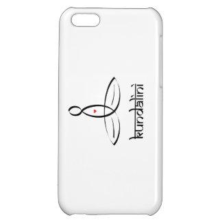 Kundalini - Black Sanskrit style Case For iPhone 5C