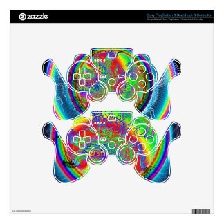 Kundalini Dragon Sony Play Station PS3 Controller PS3 Controller Skin