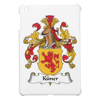 Kuner Family Crest iPad Mini Cases
