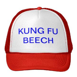KUNG FU BEECH TRUCKER HAT