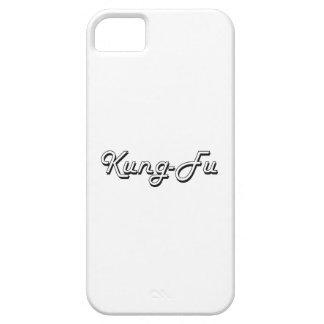 Kung-Fu Classic Retro Design iPhone 5 Cases