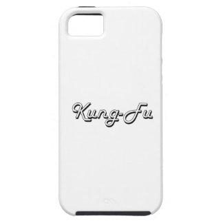 Kung-Fu Classic Retro Design iPhone 5 Covers