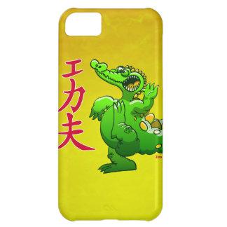 Kung Fu Crocodile iPhone 5C Cases