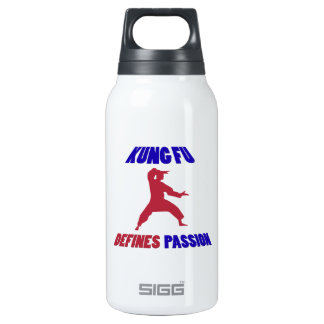 Kung Fu design Thermos Bottle