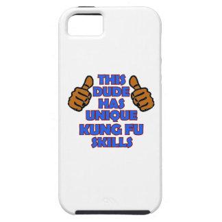 Kung fu Designs iPhone 5 Case
