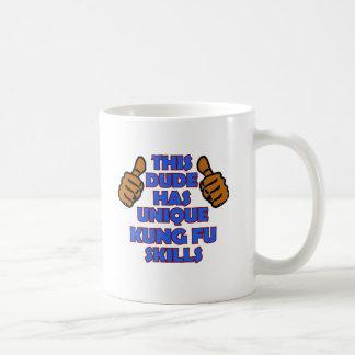 Kung fu Designs Coffee Mug