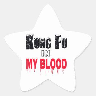 Kung Fu en mi sangre