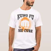 Kung Fu For The Cure Appendix Shirt