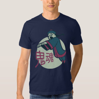 Kung Fu Ghoul T-shirts