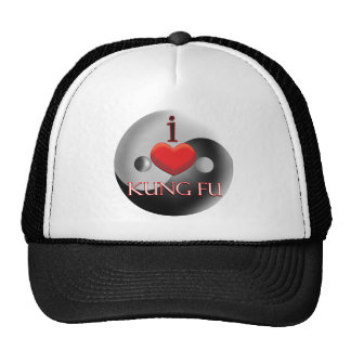 KUNG FU MESH HATS