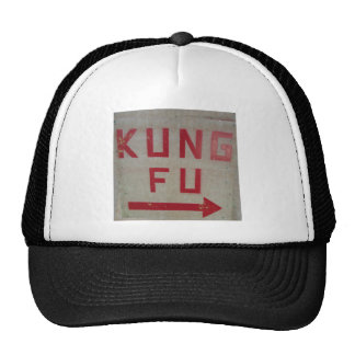 Kung Fu Hat