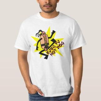 Kung Fu Hot Dog T-Shirt