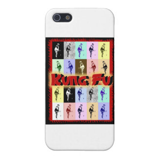 Kung Fu Covers For iPhone 5