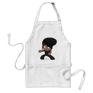 Kung Fu Kenny Adult Apron