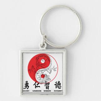 Kung Fu Keychain