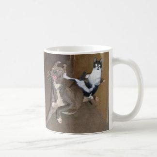 Kung Fu Kitty Coffee Mug