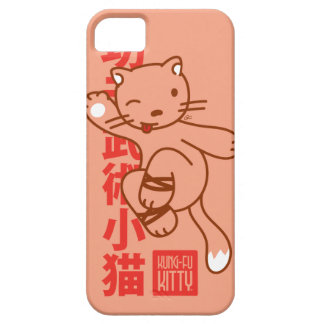 Kung-Fu Kitty™ iPhone SE/5/5s Case