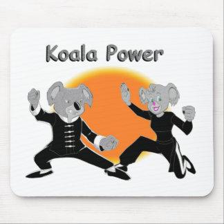 Kung Fu Koalas Mouse Pads