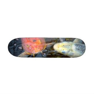 """""""Kung Fu Koi"""" Skateboard"""