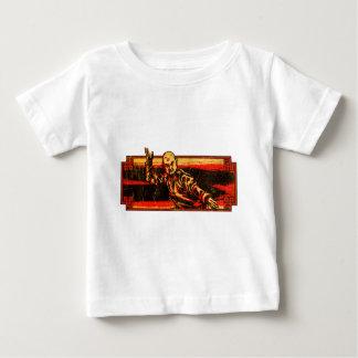 Kung Fu Master Baby T-Shirt