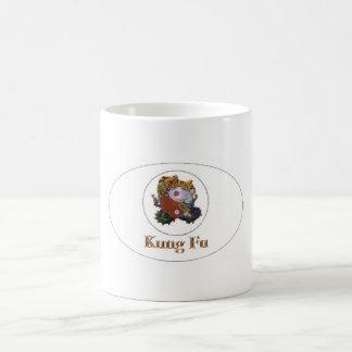Kung Fu mug! Classic White Coffee Mug