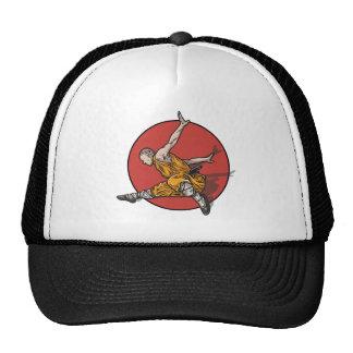 Kung Fu Ninja Master Trucker Hat