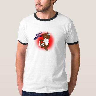 Kung Fu Otters - Master of Otter Fu! T-Shirt