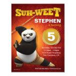 Kung Fu Panda | Po Warrior Birthday Card