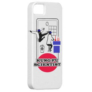 Kung Fu Scientist iPhone SE/5/5s Case