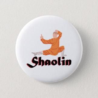 Kung Fu Shaolin Button