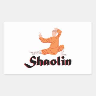 Kung Fu Shaolin Rectangular Altavoz