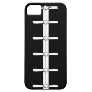 Kung fu suit iphone iPhone 5 cases