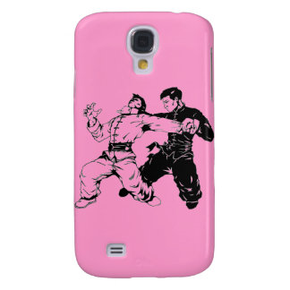 KUNG FU SWEEP GALAXY S4 CASES