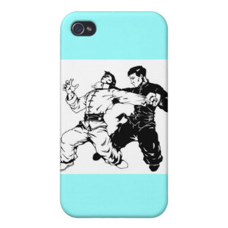 KUNG FU SWEEP iPhone 4/4S CASE
